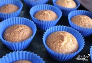 Лимонные кексы в силиконовых формочках - фото шаг 9
