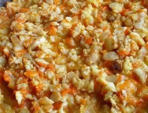 Рыбная запеканка с рисом - фото шаг 5
