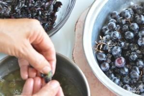 Джем из винограда - фото шаг 2