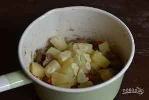 Свинина с ананасом - фото шаг 3