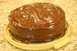 Очень шоколадный торт - фото шаг 13