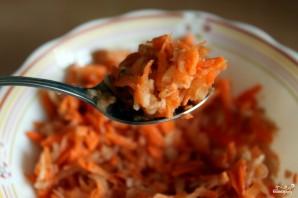 """Салат """"Любовь морковь"""" - фото шаг 4"""