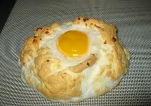 Диетическая яичница - фото шаг 9