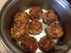 Тефтели с рисом и овощным соусом - фото шаг 10