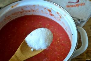 Перец в томатном соке на зиму - фото шаг 3