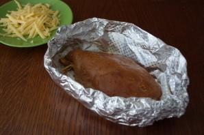 Куриная грудка в духовке - фото шаг 4