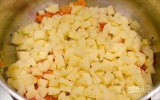 Паста с картофелем по-неаполитански - фото шаг 2