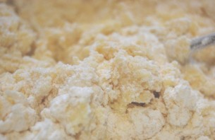 Песочное тесто на скорую руку - фото шаг 2