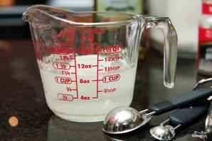 Тесто для лепешек - фото шаг 1