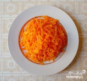 Хек в томатном соусе - фото шаг 2