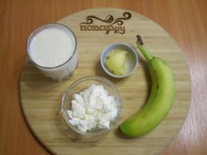 Коктейль с зеленым бананом - фото шаг 1