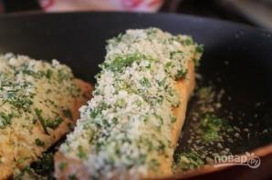 Лосось с хрустящей корочкой на сковороде - фото шаг 7
