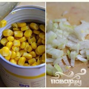 Суп с сыром Чеддер - фото шаг 3