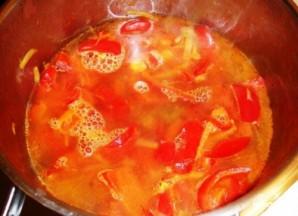 Суп-пюре со сладким перцем - фото шаг 4