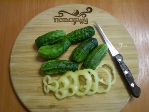 Закатка овощей на зиму - фото шаг 2