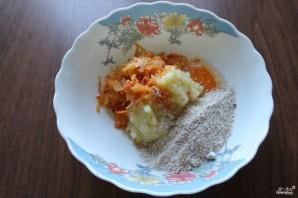 Картофельные котлеты с луком - фото шаг 3