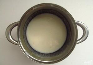 Творожно-малиновый торт - фото шаг 3