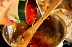 Итальянский томатный суп - фото шаг 4