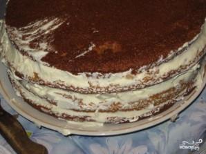 Медовый торт на скорую руку - фото шаг 9