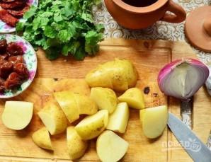 Пити (азербайджанский суп) - фото шаг 4