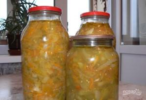 Салат на зиму из помидоров - фото шаг 2