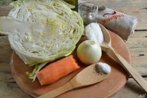 Маринованная сладкая капуста - фото шаг 1