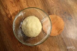 Хачапури по-имеретински классический - фото шаг 3