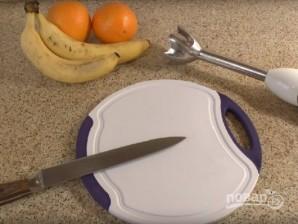Банановый сок - фото шаг 1