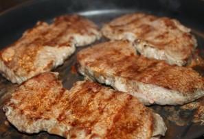 Стейк из говядины - фото шаг 6