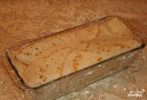 Блинный торт с яблоками - фото шаг 5