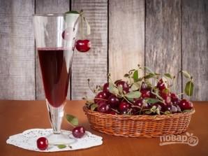 Вино из вишни без дрожжей - фото шаг 8