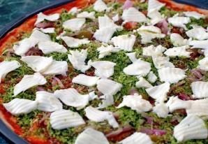 Пицца классическая рецепт - фото шаг 4