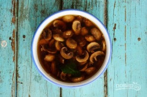 Мексиканский грибной суп - фото шаг 6