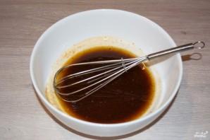 Овощи под соевым соусом - фото шаг 2