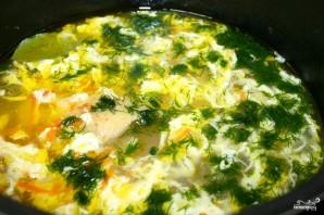Суп с кукурузой консервированной - фото шаг 4