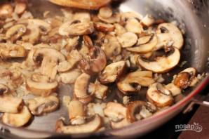 Суп-пюре из шампиньонов со сливками - фото шаг 2