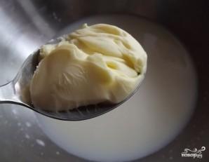 Творожный пирог с фруктами - фото шаг 3
