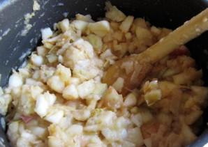 Компот из малины и яблок  - фото шаг 1