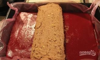 Рулет из печени в клюквенном муссе - фото шаг 4