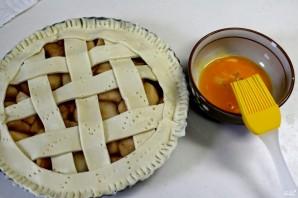 Яблочный пай - фото шаг 4