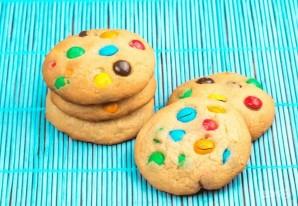 Печенье с M&M's - фото шаг 4