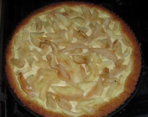 Воздушный яблочный пирог - фото шаг 7