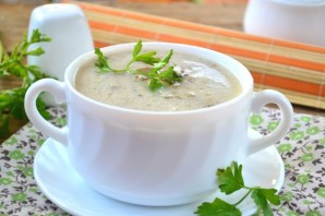 Суп-пюре из вешенок - фото шаг 10