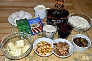 Шоколадный кекс с изюмом - фото шаг 1