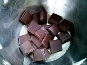 Шоколадный крем (классический рецепт) - фото шаг 2