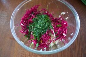 Салат на каждый день - фото шаг 3