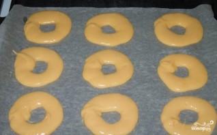 Творожные кольца - фото шаг 2