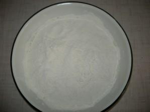 Галушки на кефире - фото шаг 1