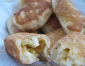 Пирожки сладкие - фото шаг 8