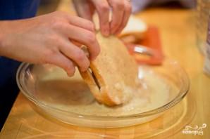 Французский бутерброд - фото шаг 3